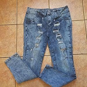 Diamante Colombian Jeans
